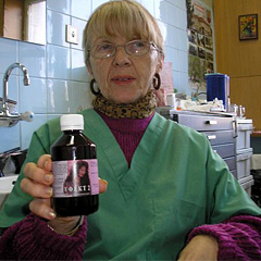 """Д-р Виолета Щъркова: Лосионът """"Ефект-2"""" единствен върна косата на моя син!"""