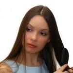 Анагенен ефлувиум – женски модел на косопад