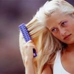 Блондинките най – застрашени от косопад