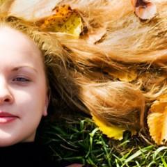 косопад през есента
