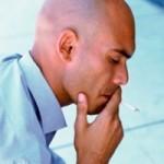 Пушенето предизвиква косопад и оплешивяване