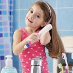 Детска алопеция – защо пада косата на децата?