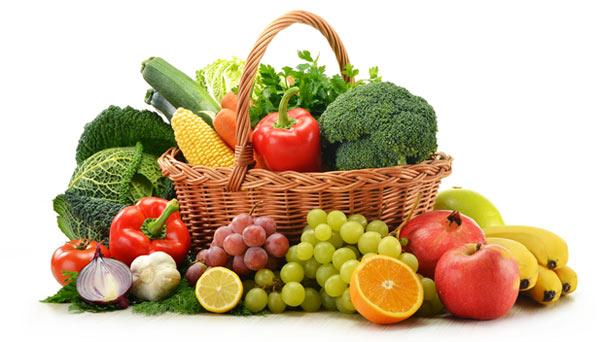 диета за косопад
