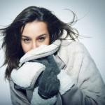 Как да поддържаме косата здрава през зимата