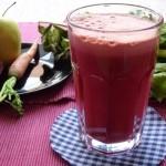 Сок от зеленчуци срещу косопад