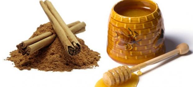 Мед и канела за здрава коса