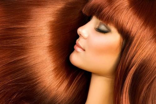 Здравата коса изисква грижи