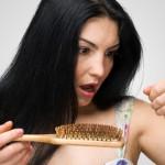 Какво да правите при косопад