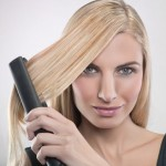 Как пресата и сешоара увреждат косата ни