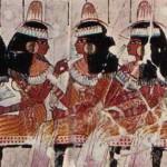 Как древните египтяни се борили с косопада