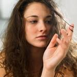 Маска за увредена и цъфтяща коса