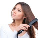 Как пресата уврежда косата