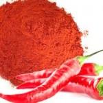 Червен пипер и зехтин при косопад