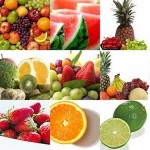 Плодове за здрава коса