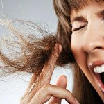 Как да се справим с увредената коса: съвети + рецепта за маска