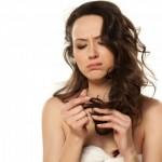 Спира ли да расте увредената коса?