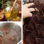 Как да приготвим маска за коса от ленено семе