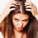 Как се отразяват на косата ни проблемите със скалпа