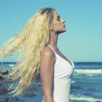 Морската сол премахва пърхота и засилва растежа на косата! Ето как да я използваме: