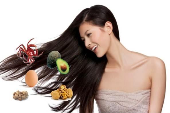 kosa-vitamini